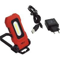 Pile - Lampe Electrique KS TOOLS Lampe de poche extra-plate 250 Lumens Kreidler