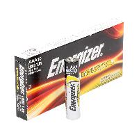 Piles 10x Piles AAA 1.5V - R3 - Industrial Energizer