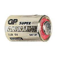 Piles 5 Piles 6V GP 11A 11AC Alcaline