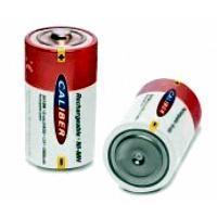Piles BAT-DR 2 Piles rechargeables de taille D - HR20 - ADNAuto