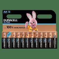 Piles DURACELL ULTRA AA x 12