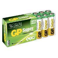 Piles Pack de 16 piles super alcalines LR06AA
