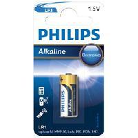 Piles Pile 1.5V LR1P1B Alcaline Philips
