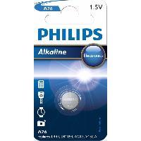 Piles Pile 1.5V LR44 LR1154 Alcaline - Philips
