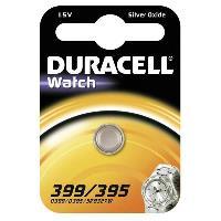 Piles Pile bouton oxyde d'argent - 357 / SR44 - 2 pieces