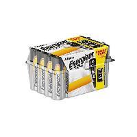 Piles Piles Alcalines Energizer Power AAA/LR03. pack de 24