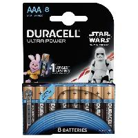 Piles Piles Ultra Power AAA X8