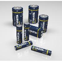Piles VARTA Pack de 8 piles alcalines Energy AAA (LR03) 1.5V
