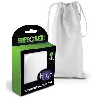 Piles et Accessoires Sac Pour Sextoys Antibacterien - 25 cm