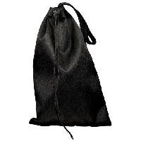 Piles et Accessoires Sac noir grand format compatible avec sextoys - 35 cm X 22 cm