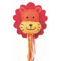 Pinata AMSCAN Pinata Lion - A tirer