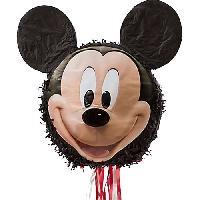 Pinata MICKEY MOUSE Pinata a tirer Mickey Mouse