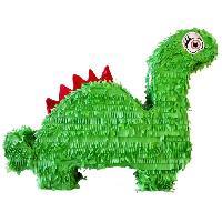 Pinata RIETHMULLER Pinata Dinosaure Vert