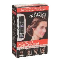 Pince - Barrette - Chouchou - Elastique Expert Chignons Kit Accessoires Multi Chignons Pour Coiffure Salon Avec Mini