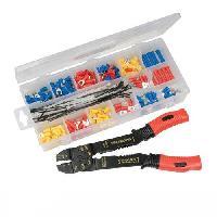 Pince Electricien Coffret 271 pieces de sertissage