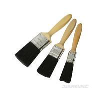 Pinceau - Brosse Lot de 3 pinceaux qualite Premium - 25. 40 et 50 mm