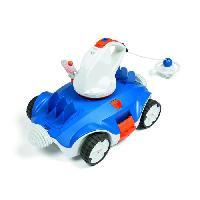 Piscine - Entretien Et Mesure BESTWAY Robot électrique Aquatronix - Fond plat a batterie - Blanc