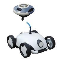 Piscine - Entretien Et Mesure BESTWAY Robot electrique falcon fond incline 30degres avec batterie