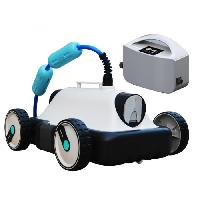 Piscine - Entretien Et Mesure BESTWAY Robot nettoyeur de piscine NOONOO - pour piscine a fond plat 3.5 x 7m
