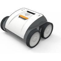 Piscine - Entretien Et Mesure BESTWAY Robot sans fil Ruby electrique a batterie pour piscine. 3 moteurs fond et parois et ligne d'eau