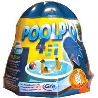 Piscine - Entretien Et Mesure GRE - Kit Poolp'O 500 Grs Pour piscine entre 10 et 20m3