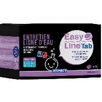 Piscine - Entretien Et Mesure IMPACT Pastille d'entretien préventif ligne d'eau Easy line tab - 40 g - Violette