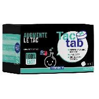 Piscine - Entretien Et Mesure IMPACT Pastilles augmentant l'alcalinite total de l'eau Tac tab - 1kg