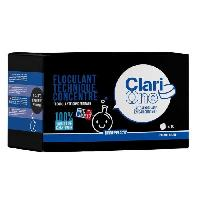 Piscine - Entretien Et Mesure IMPACT Pastilles floculant universel curatif & préventif Clari one - 20 g - Blanche