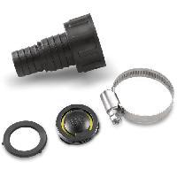 Piscine - Entretien Et Mesure KARCHER Adaptateur 1 -25.4 mm- - 3-4 -19 mm- avec clapet anti-retour pour sortie G1