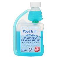 Piscine - Entretien Et Mesure POOLSAN Bouteille doseuse de desinfectant - 100 sans chlore - 250 ml