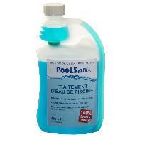 Piscine - Entretien Et Mesure POOLSAN Bouteille doseuse de desinfectant - 100 sans chlore - 500 ml