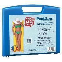 Piscine - Entretien Et Mesure POOLSAN Kit complet de désinfection - 100% sans chlore - Pour piscines de 45 a 60 m³