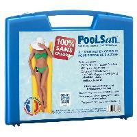 Piscine - Entretien Et Mesure POOLSAN Kit complet de désinfection - 100% sans chlore - Pour piscines de 5 a 20 m³