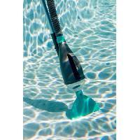 Piscine - Entretien Et Mesure SPOOL Aspirateur nettoyeur manuel pour piscine hors-sol - O 32mm