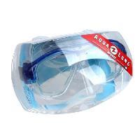 Piscine - Plongee - Chasse Sous-marine AQUALUNG  Masque de plongée - Coral bleu