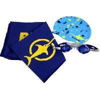 Piscine - Plongee - Chasse Sous-marine BEUCHAT Set de natation - - Enfant - Bleu