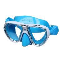 Piscine - Plongee - Chasse Sous-marine SEAC Masque de Plongée Procida Silter - Junior/Enfant - Bleu