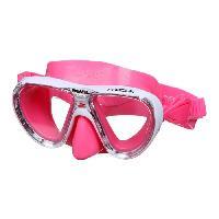 Piscine - Plongee - Chasse Sous-marine SEAC Masque de Plongée Procida Silter - Junior/Enfant - Rose