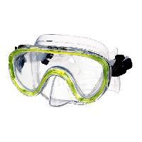 Piscine - Plongee - Chasse Sous-marine SEAC Masque de plongée Marina - Enfant - Jaune