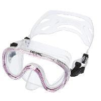 Piscine - Plongee - Chasse Sous-marine SEAC Masque de plongée Marina - Enfant - Rose