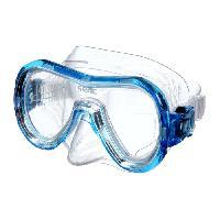 Piscine - Plongee - Chasse Sous-marine SEAC Masque de plongée Panarea Silter Clear - Médium - Bleu