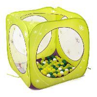 Piscine A Balles - Structure A Balles Cube a Balles Papillons