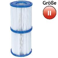 Piscine BESTWAY Cartouche de filtre Type 2 - Pompe Piscine