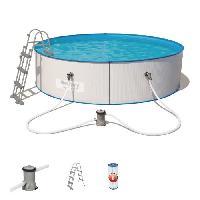 Piscine BESTWAY Kit piscine ronde Hydrium Splasher Pool - O 360 x H 90 cm