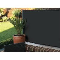 Piscine Brise vue Elegance - 200 g-m2 - 1.5 x 3 m - Noir