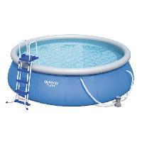 Piscine Complete - Kit Piscine Kit Piscine Fast Set Pools ronde 457x122 cm