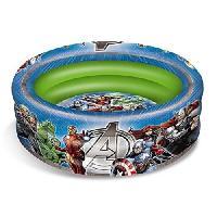 Piscine De Jeux - Piscine Gonflable - Pataugeoire PISCINE D100 Avengers
