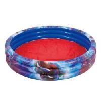 Piscine De Jeux - Piscine Gonflable - Pataugeoire SPIDERMAN Piscine 3 boudins - 152cm x 30cm