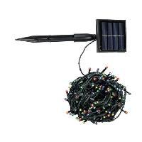 Piscine GUIRLANDE SOLAIRE LED - 20m