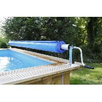 Piscine UBBINK Enrouleur de bâches pour piscines ? Premium